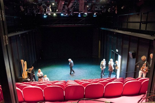 Theaterzaal Scagon
